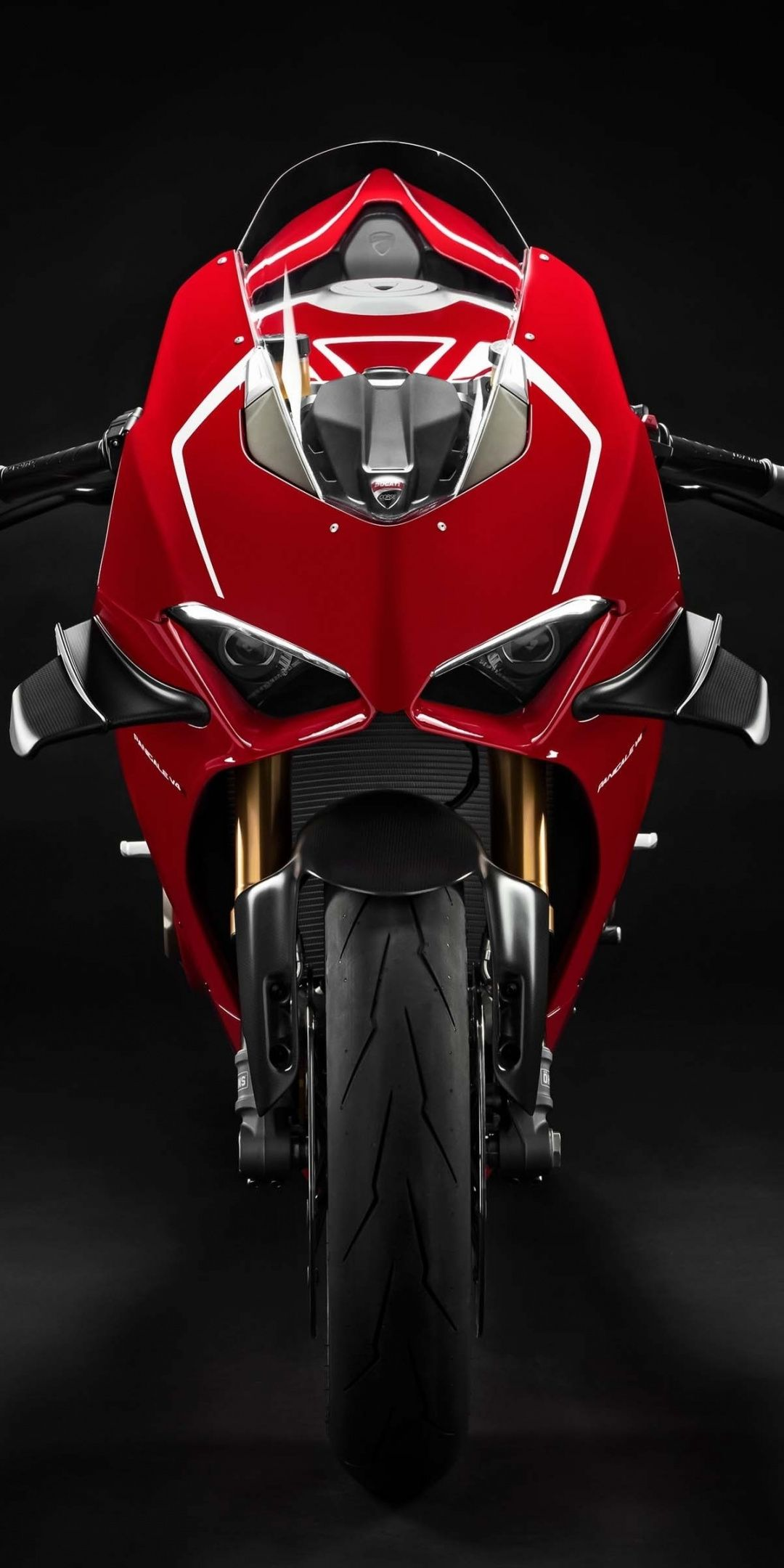 Ducati Panigale V4 R Pure Racing Bike 2019 1080x2160 Wallpaper