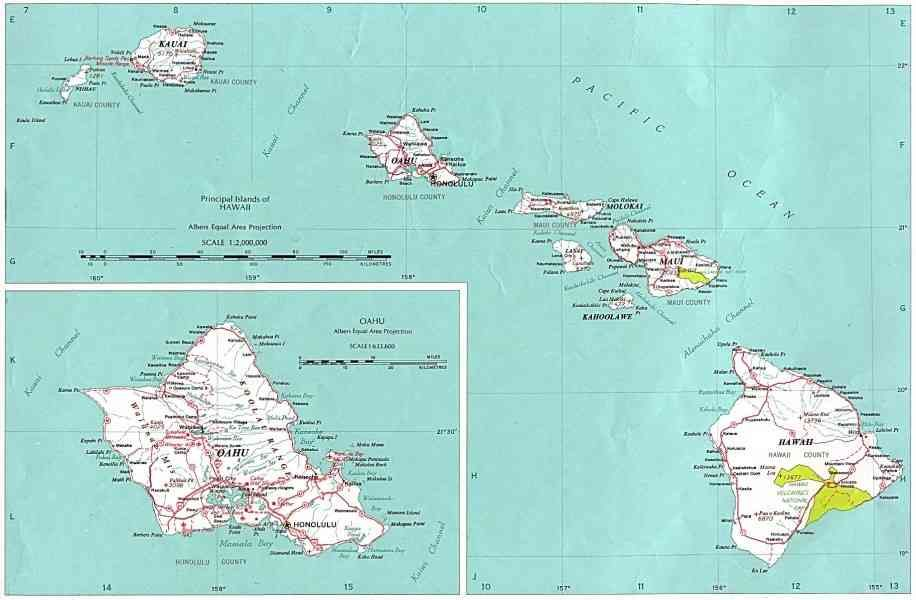 cool Map Usa Hawaii | Holidaymapq | Map of hawaii, Map, Map outline