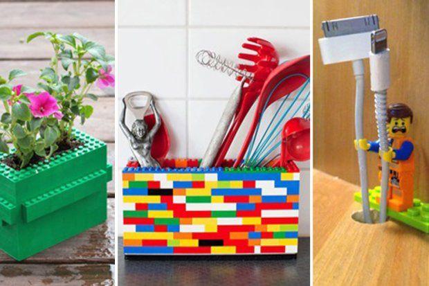 Best Life Hacks 18 Genius Ways Lego Can Make Life Easier