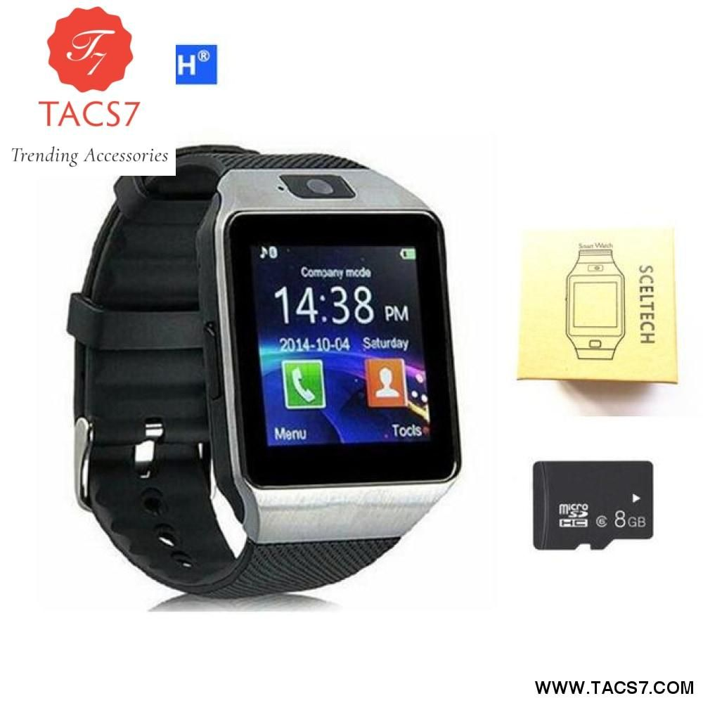 a523530bd9d Bluetooth DZ09 Smart Watch Relogio Android Smartwatch Phone Call SIM TF  Camera for IOS iPhone Samsung