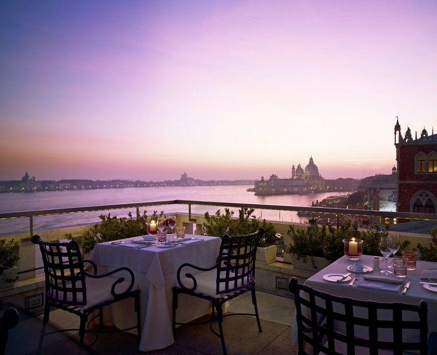 Restaurant Terrazza Danieli | Official Website | Venice ...