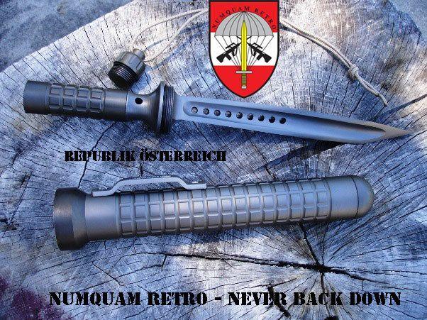 Austrian Special Operations Group Jagdkommando Tri Blade