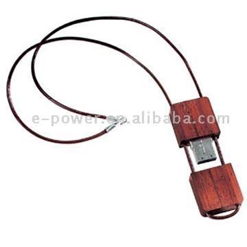 U121 Wooden Case USB Flash Drive (U121 деревянный футляр USB Flash Drive)