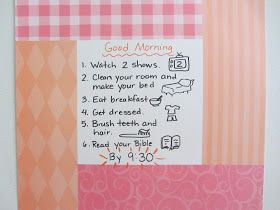 Good Morning Board