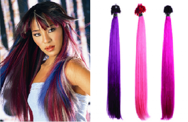 New york smash 5 risk free ways to transform your hair she by so colourful hair pmusecretfo Choice Image