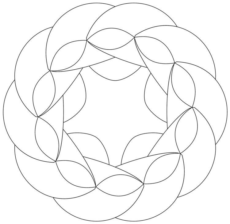 Zentangle Vorlagen Gratis Ausdrucken Zum Ausmalen Selberzeichnen