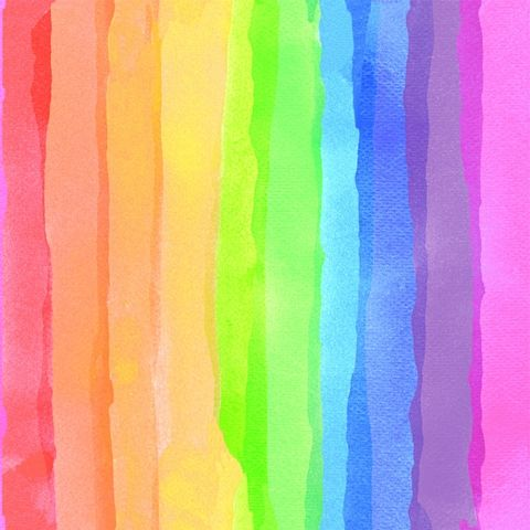 Watercolour Rainbow Wallpaper Http Www Worldstores Co Uk P