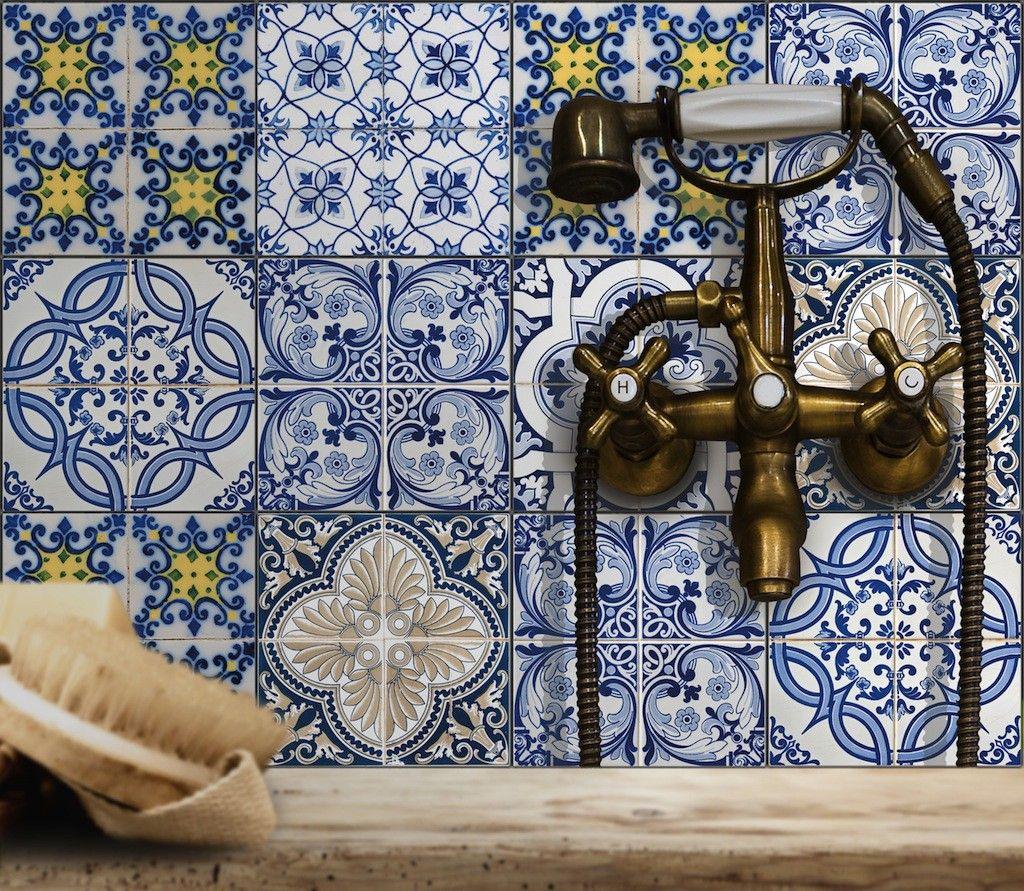 Fliesen überkleben Küche: Was Tun, Wenn Fliesen In Küche Und Bad Langweilig Weiß