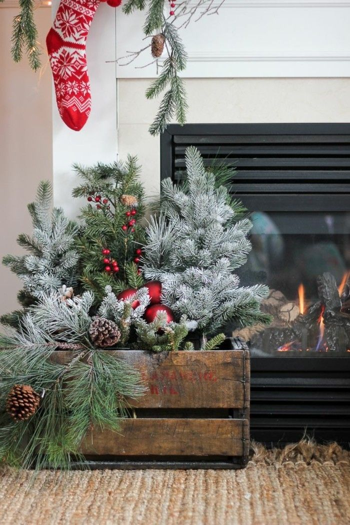 Photo of Ideas for living Christmas decoration