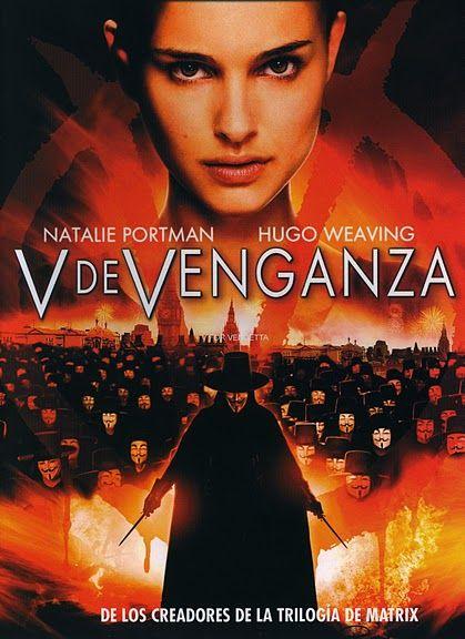 V De Venganza Dvdrip Español Latino Descargar 1 Link Venganza Pelicula V De Venganza Venganza