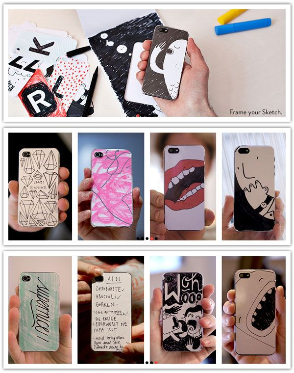 cheap for discount 201f3 4cff7 Create Your own iPhone 5 Cases with Krizzle | Craziest Gadgets ...