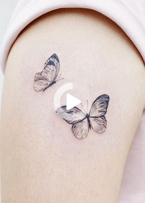Butterfly Tattoo - Upload Box