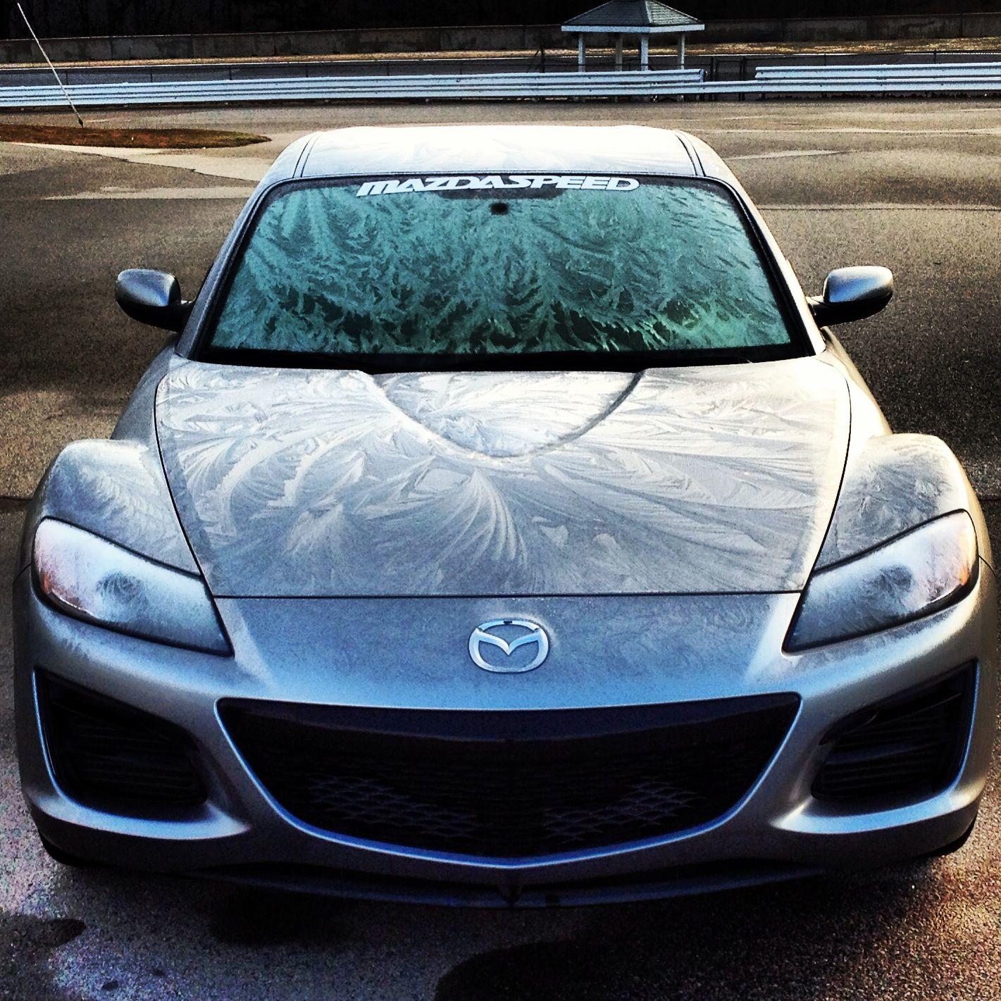 Automobile Mazda Tuner Cars: Creative Writing Board