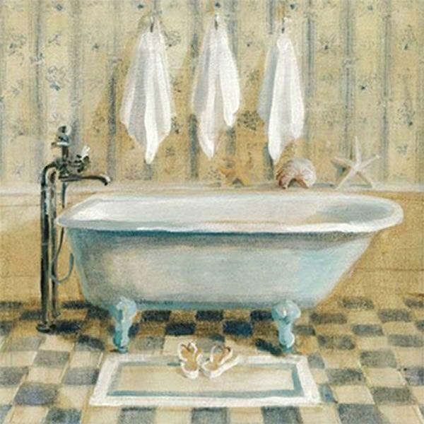 Bathroom Wall Prints Bath Wall Picture Bpw2 9 99 Wooden Hanging Wall Painting Bathtub Victorian Bath Vintage Bathtub
