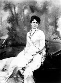 Frances Cleveland Wedding Dress