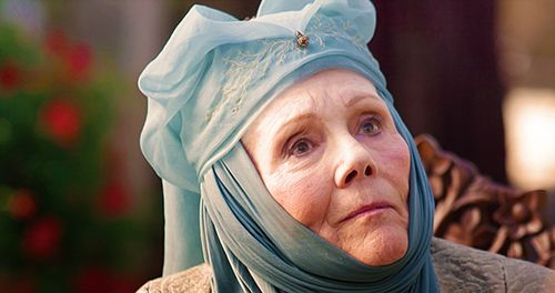 Image result for lady olenna style