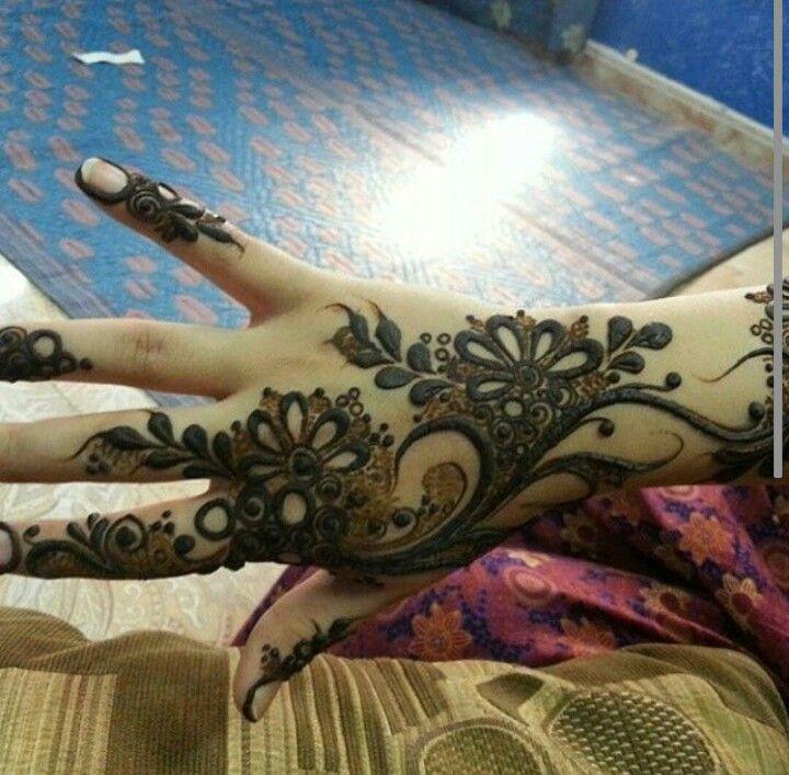 نقش حنا Beautiful Mehndi Design Unique Mehndi Designs Bridal Mehndi Designs