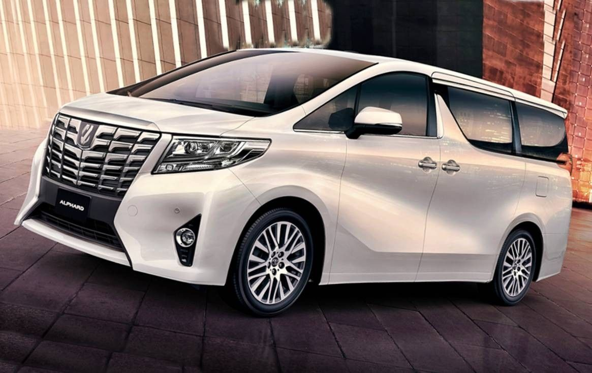 2019 Toyota Alphard Specs And Review Car Review 2019 Kendaraan