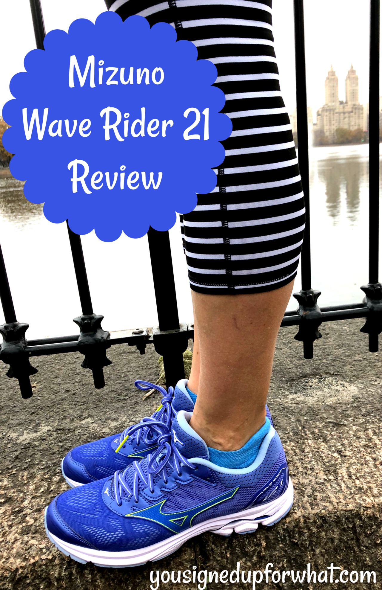 mizuno wave rider 9 review