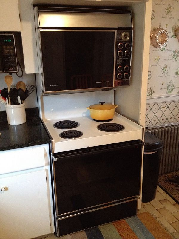 208 pictures of vintage stoves  refrigerators and large appliances   Vintage stoves  Double    oven