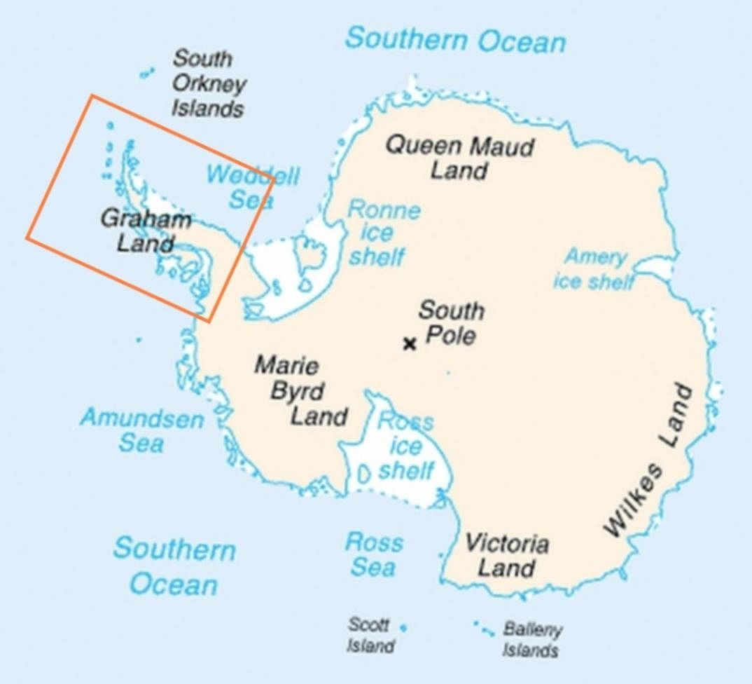 antartica FileAntarctica map indicating Antarctic PeninsulaJPG