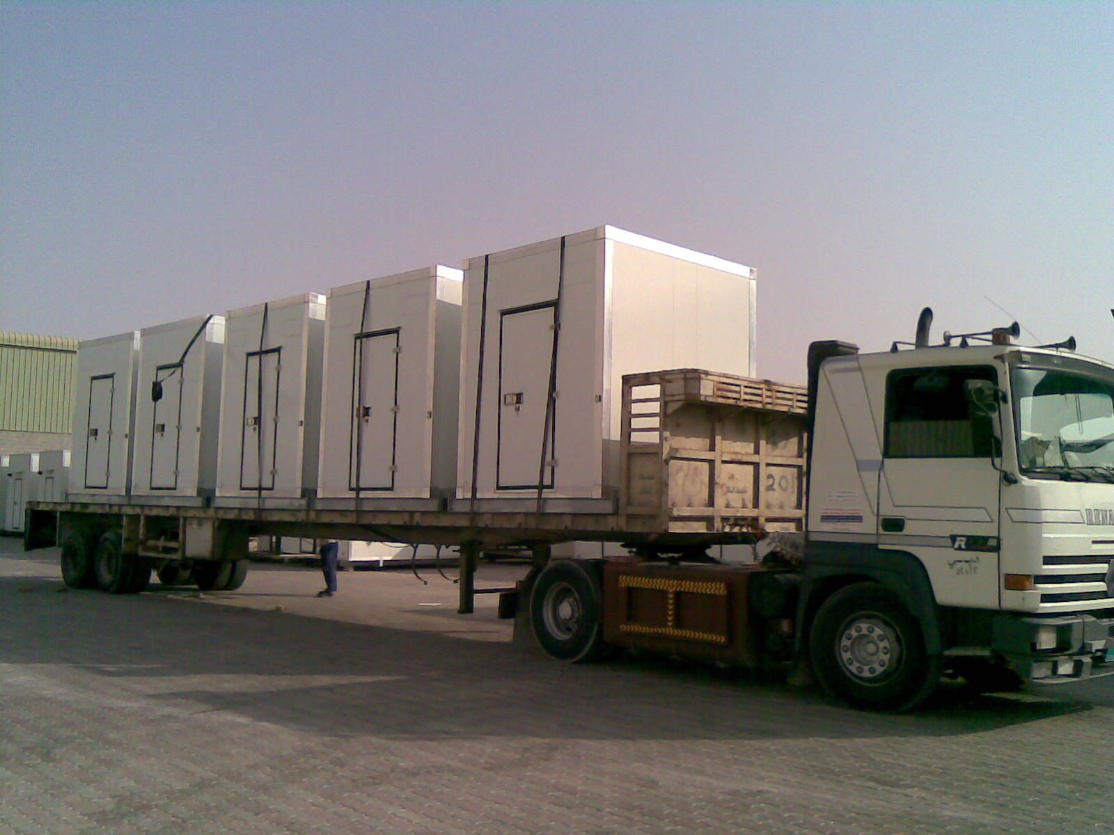 #TelecomShelter & #Telecominfrastructure 2i provides complte telecom shelter solution with furnishing item such as HVAC system,MDB,FIre Fighting system. Our tehnical team provides.