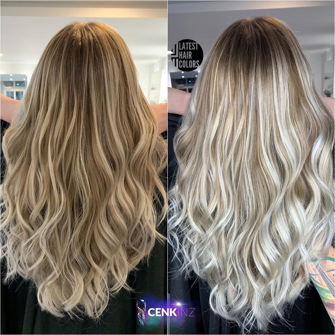 20 Best Hair Colors For 2020 Blonde Hair Color Trends Latest Hair Colors In 2020 Blonde Hair Color Latest Hair Color Blonde Brown Hair Color