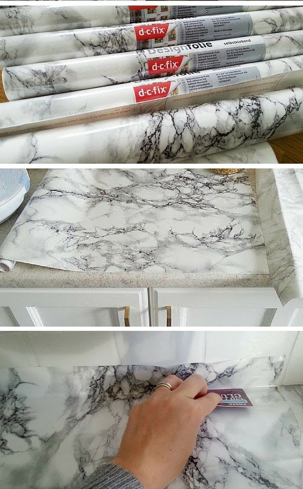 7 Ways To Redo Your Countertops Without Replacing Them - Home Decor