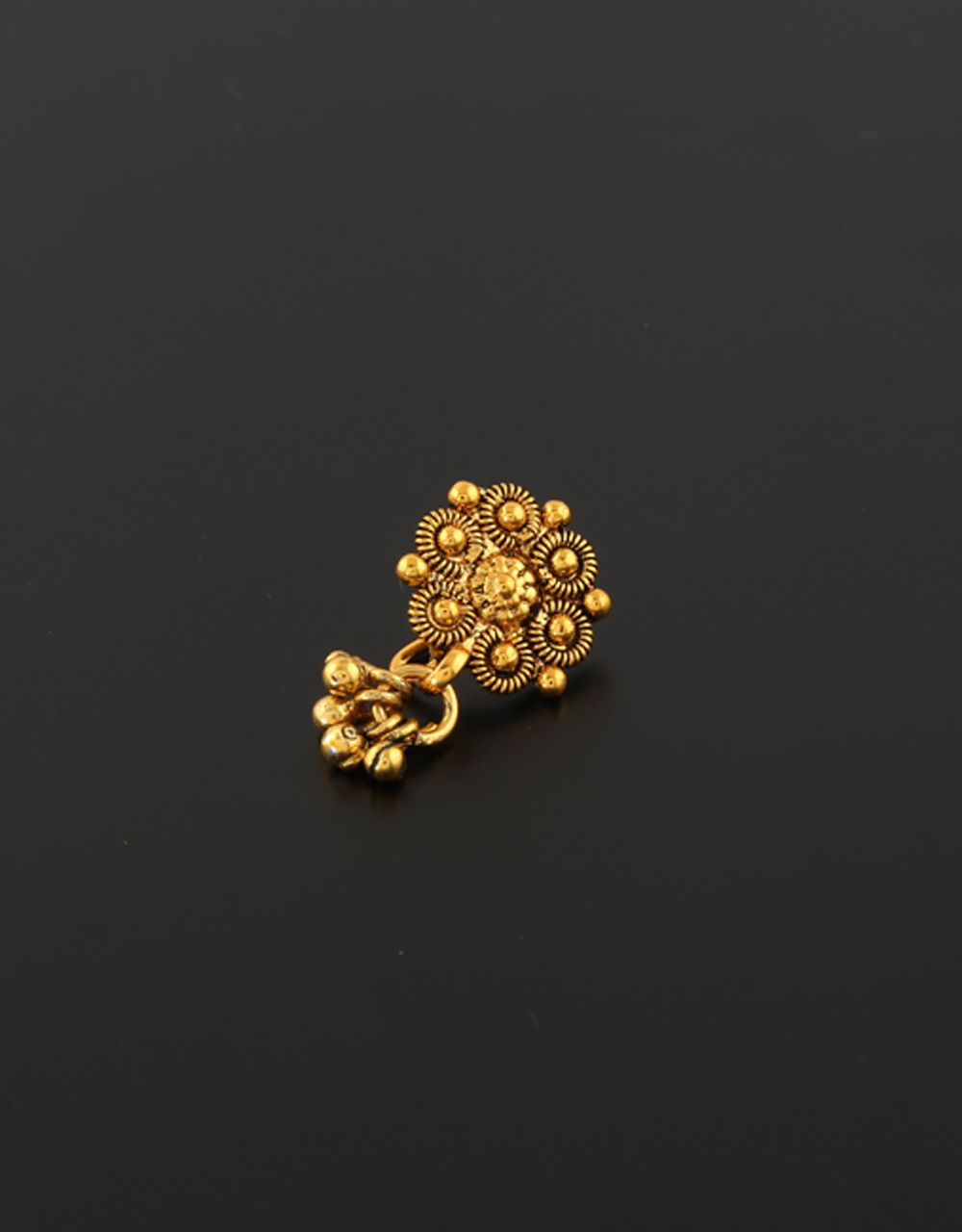 c4b20ad607 Get exclusive range of nose rings online at best price. Unique nose pin  designs and latest Indian bridal nose rings at India's best jewellery  shopping store ...