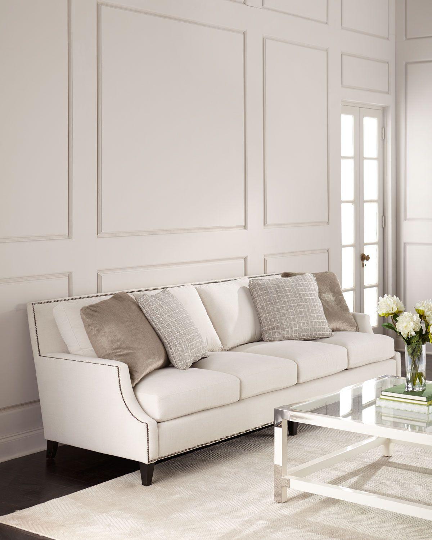 melena sofa ivory 108 in 2018 furniture pinterest sofa rh pinterest com