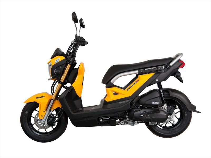 Honda Zoomer X Buscar Con Google Bike Riding Motorcycle