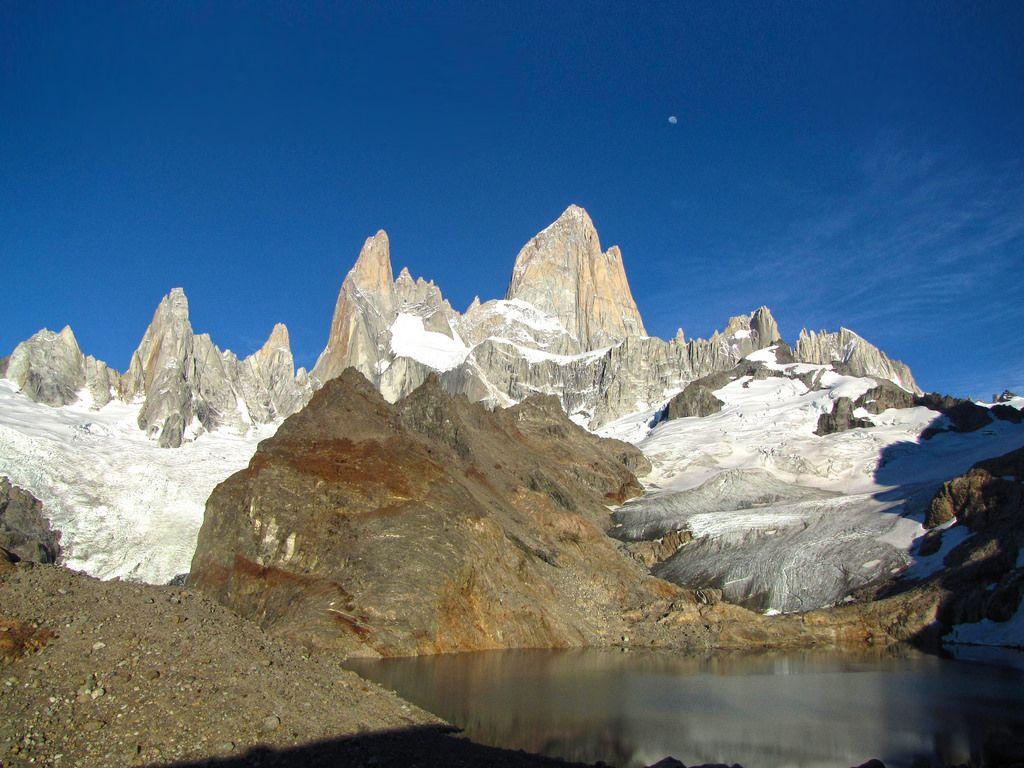 Argentine Patagonia tours, Perito Moreno glacier, El Calafate, Hiking » Cascada Expediciones