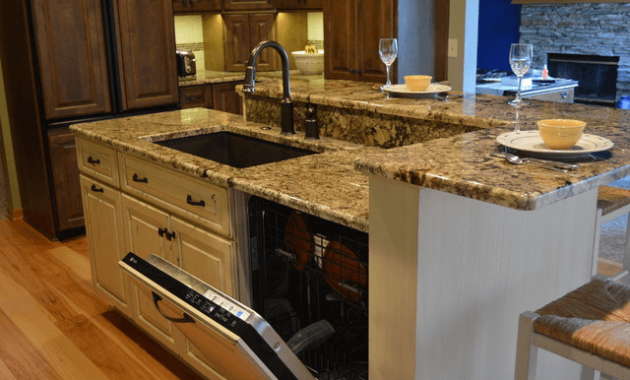 Guidelines For Small Kitchen Island With Sink And Dishwasher Kitchen Island With Sink Small Kitchen Island Kitchen Island With Sink And Dishwasher