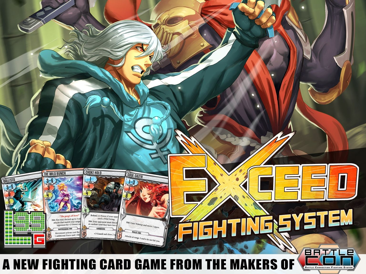 A new 2player card game with a focus on instinct