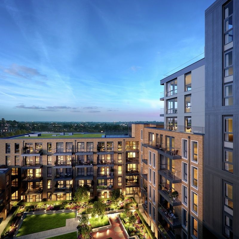 Two Bedroom Apartments London: Discover The Contemporary Urban-inspired 1, 2 & 3 Bedroom
