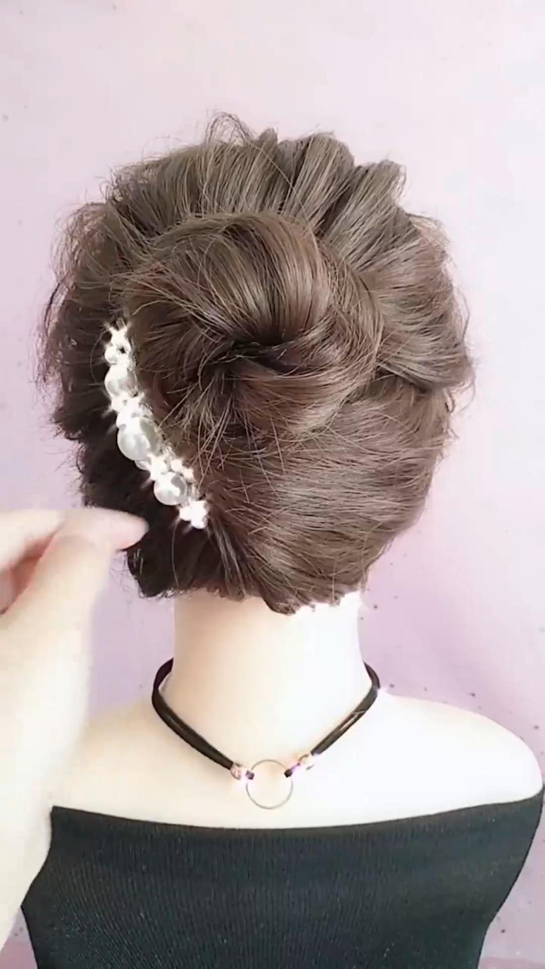 Hairstyles ideas tutorial