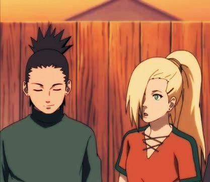Shikamaru Nara. Ino Yamanaka. | Naruto | Pinterest | Nara ...