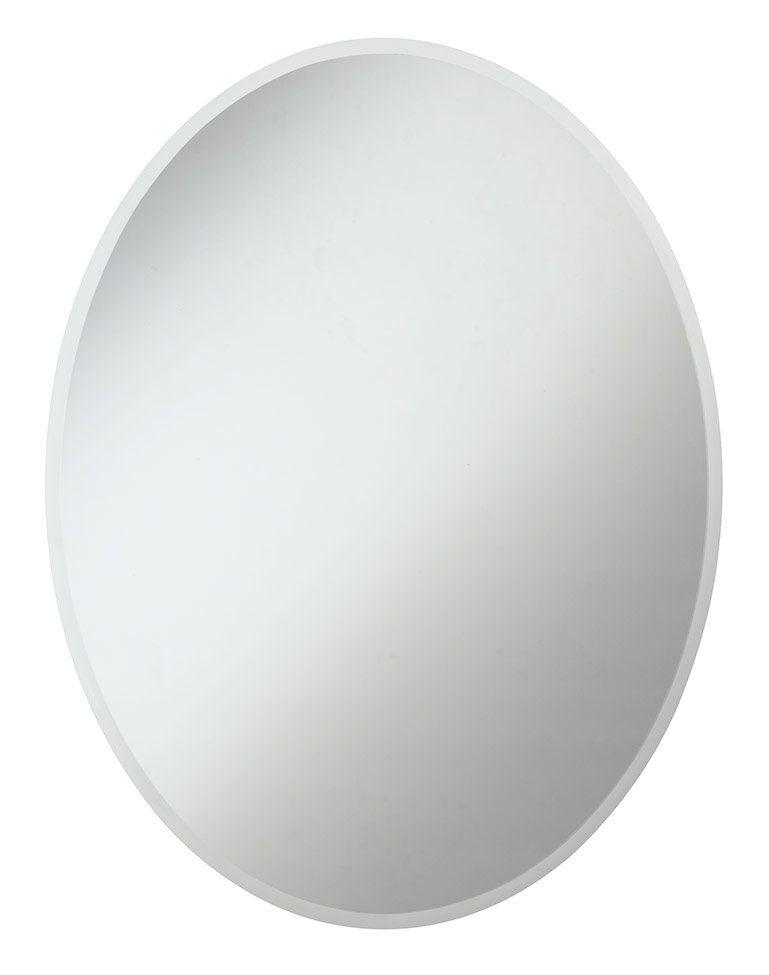 Metropolitan Oval Wall Mirror