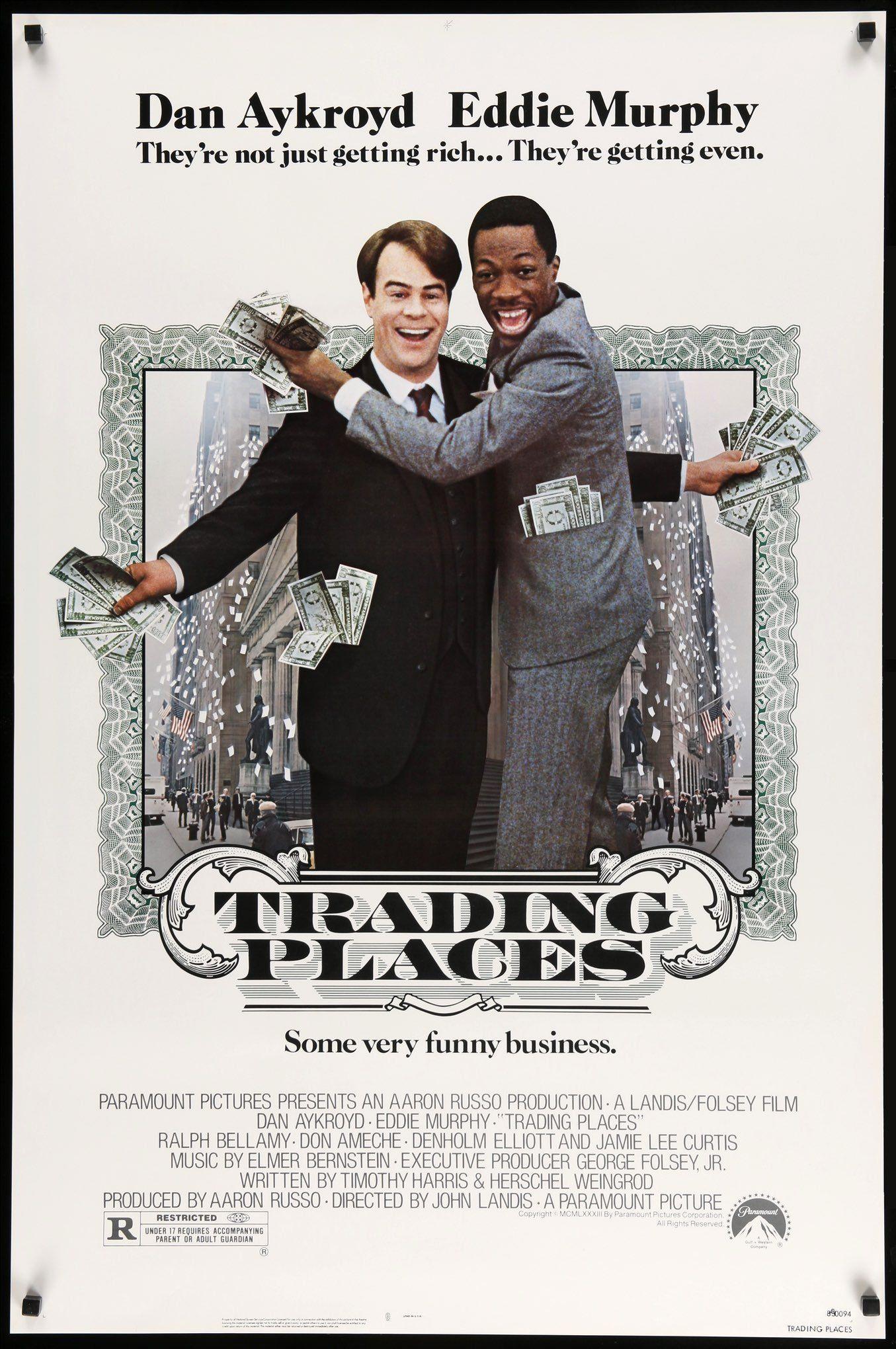 Pin By David On Movies Trading Places Eddie Murphy Eddie Murphy Movies