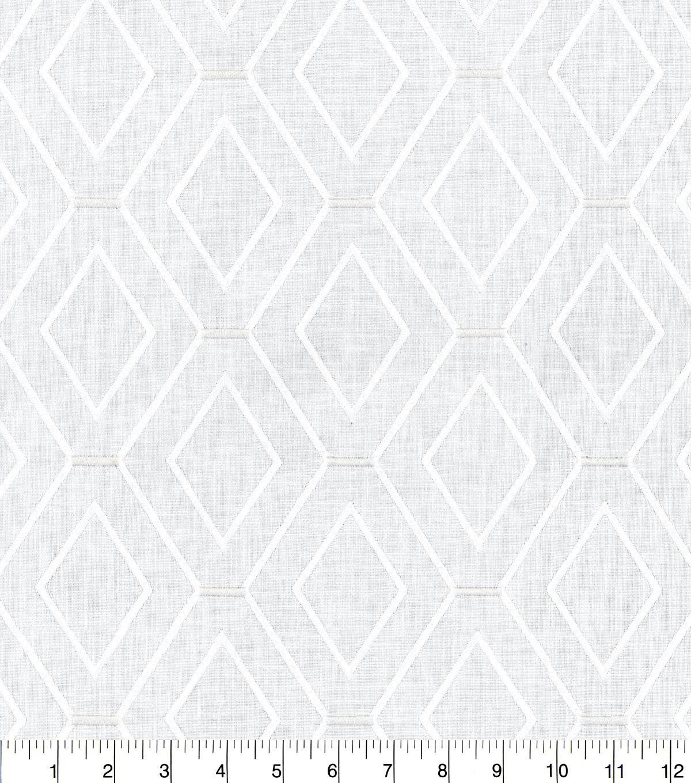 Waverly Upholstery Fabric 54 Frost Diamond Duo Joann Fabric Decor Upholstery Fabric Fabric