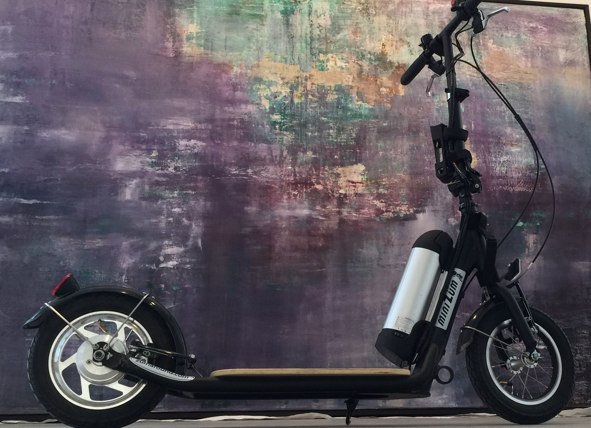 Zumaround Electric Kick Scooters For Adults Electric Scooter