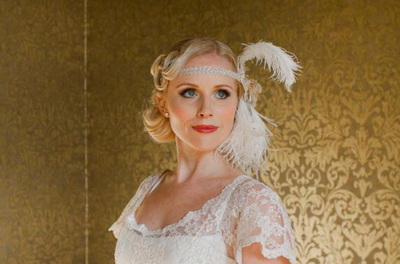 Modern Day Gatsby Glamour… | Love My Dress® UK Wedding Blog