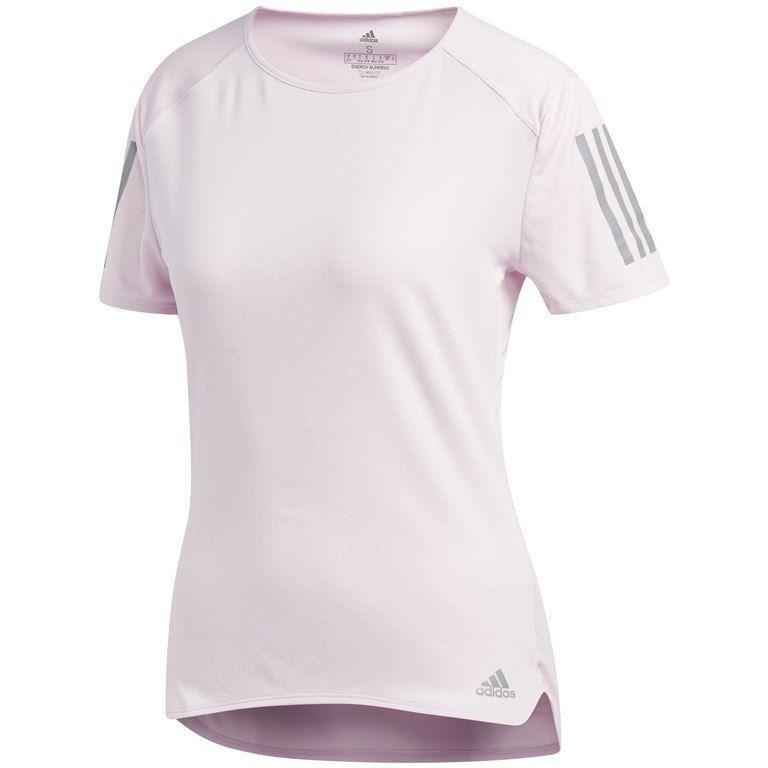 buy online f48ca b5773 Adidas women s t shirt response Tee CF2145 pink xs  Adidas   ActivewearShortSleeve