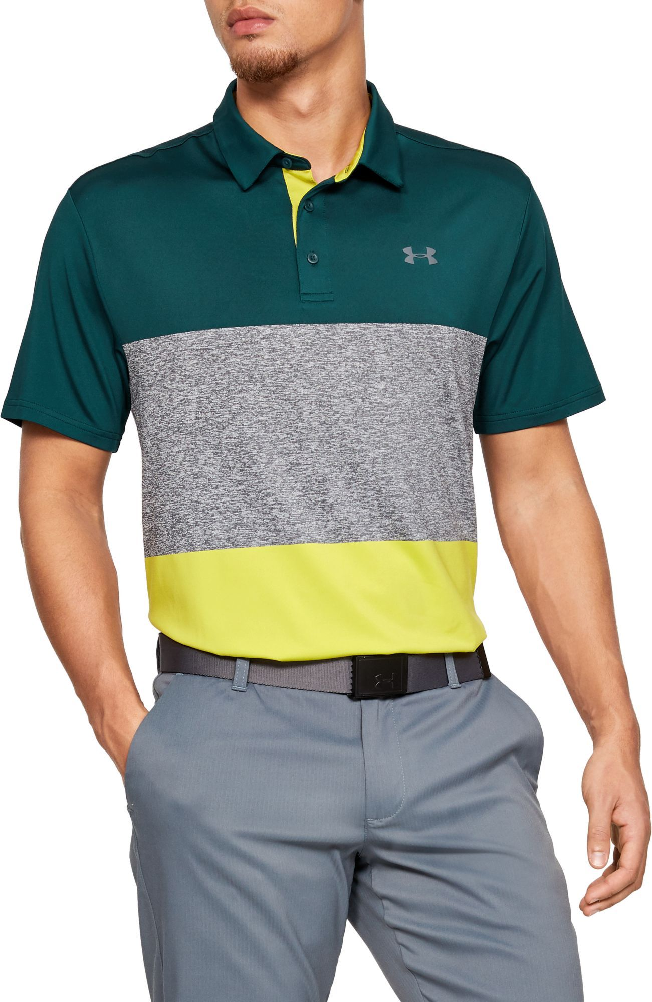 7effc671 Under Armour Men's Playoff 2.0 Heritage Golf Polo in 2019 | Products ...