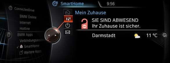 Die Smartphone App Qivicon Der Deutschen Telekom Ermoglicht Die