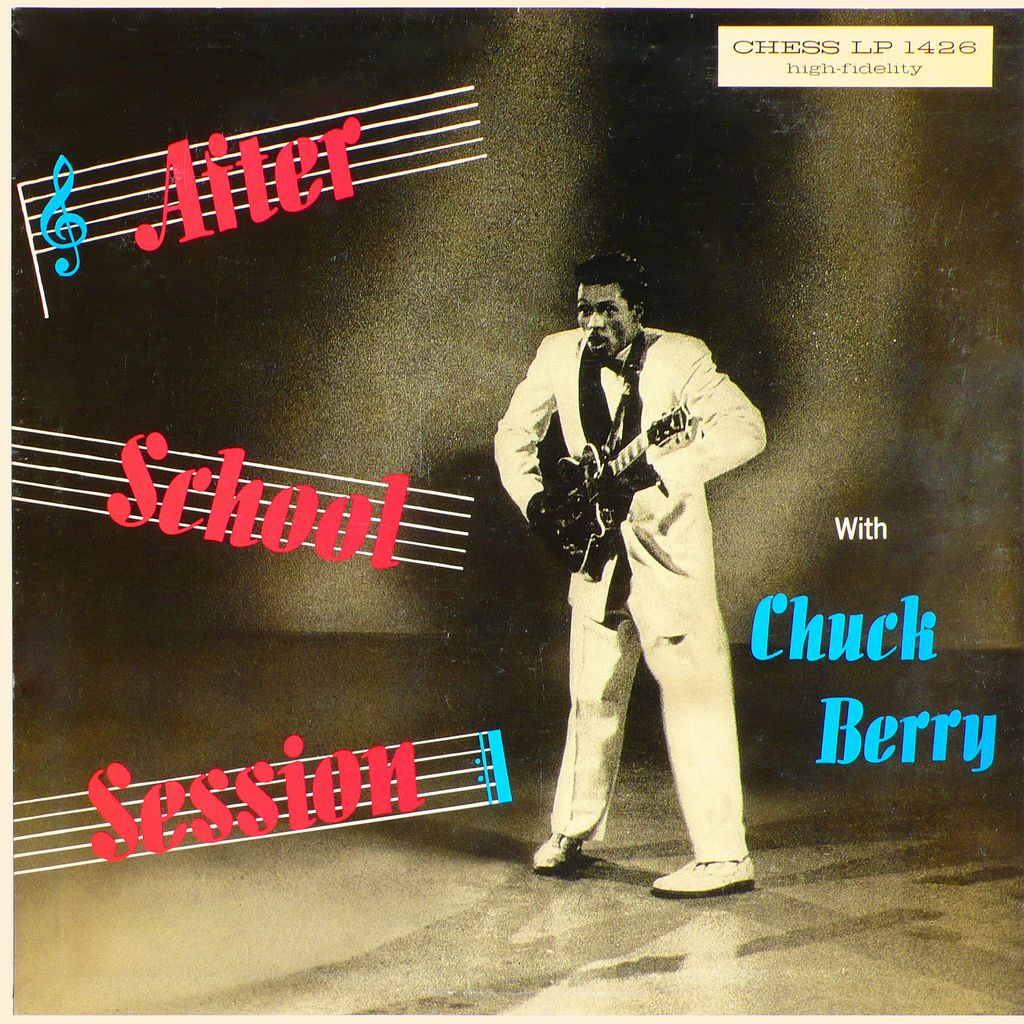 Pay For Rock After School: Chuck Berry - After School Session (1958)