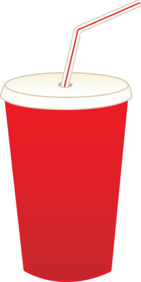 clip art picture soda pop cup soda pop in cup with straw movie rh pinterest com