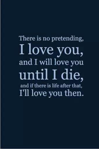 Our Love Is Eternal Love Quotes Husband Quotes Jace Wayland Quotes