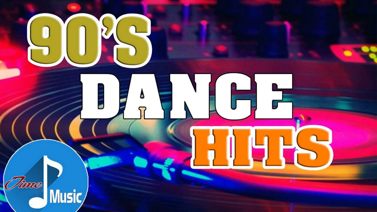 Best Dance Songs Of The 90s - Greatest 90's Dance Hits