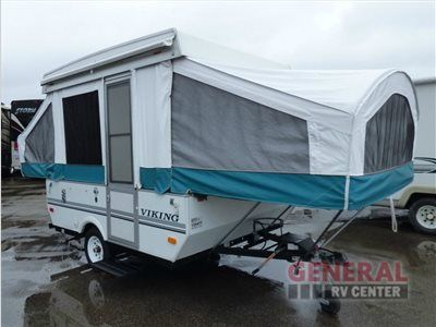 Used 2003 Jayco Viking 1906 Folding Pop Up Camper At General Rv